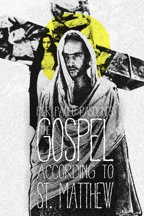 Key visual ofThe Gospel According to Matthew