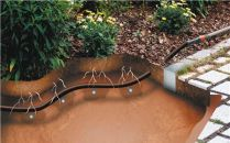 GARDENA Extension Below and Above Ground Drip Irrigation Line 13.7 mm 6