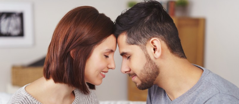 When you share with your partner something that you might be rejected over, or criticized about, you are risking everything