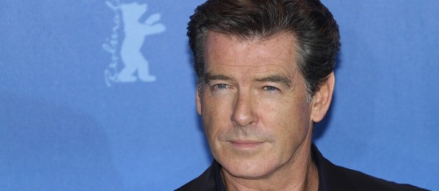 Pierce Brosnan is known for his trademark role as James Bond
