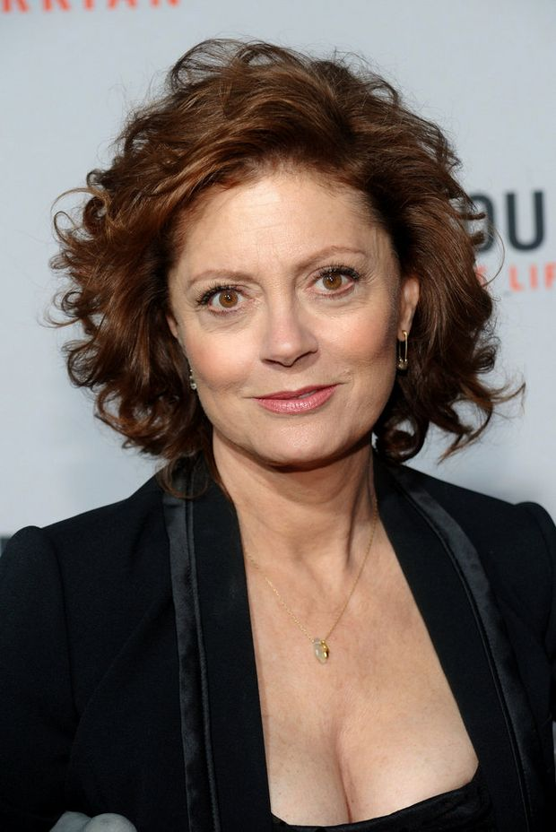 Susan Sarandon Blasted By Catholic Jewish Groups For Calling Pope Benedict A Nazi