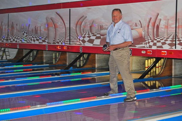 Ralph Semb Rules The Lanes At French King Bowling Center