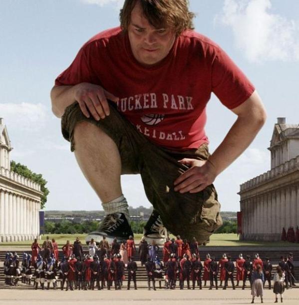 Movie review: 'Gulliver's Travels' falls short | masslive.com