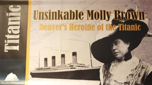 Travel Spot Unsinkable Molly Brown Home In Denver