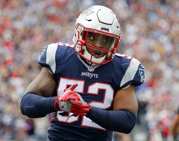 New England Patriots Rookie LB Elandon Roberts Might Be