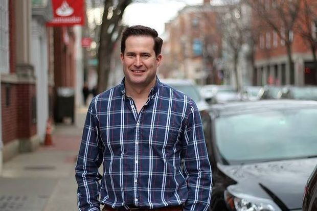 US Rep Seth Moulton Says Donald Trump Not Like A Draft Dodger He Is One