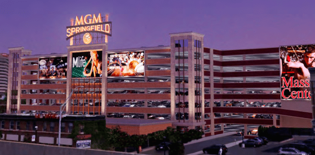 MGM Springfield Mass Casinos Looking To Big New Year