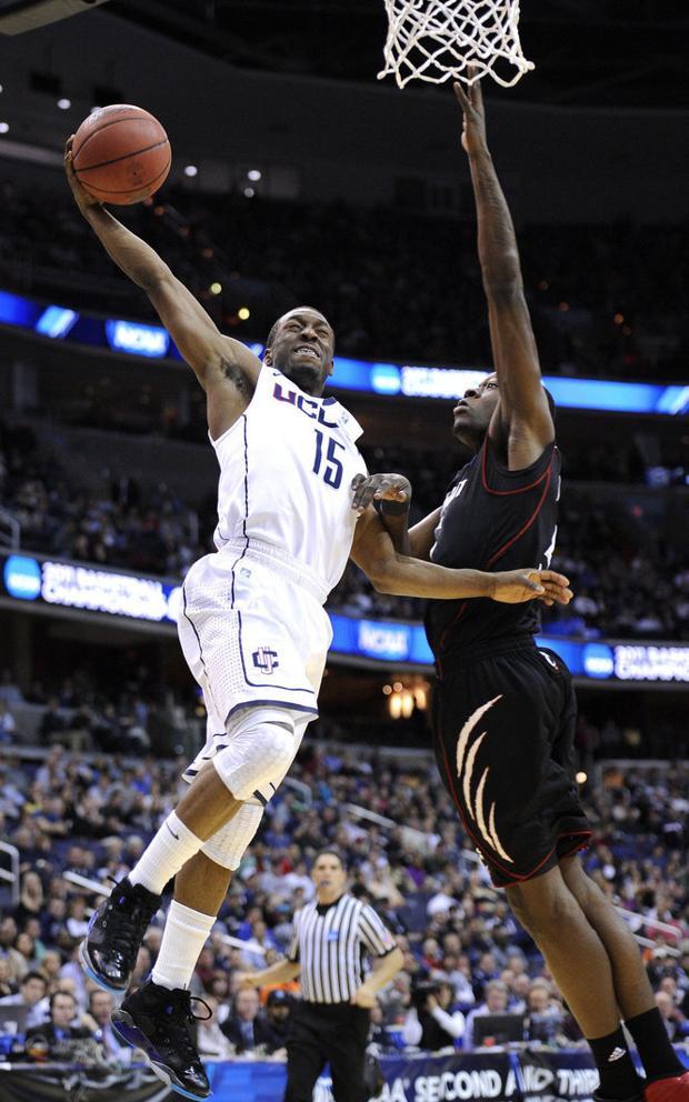 UConn Star Kemba Walker Declares For NBA Draft