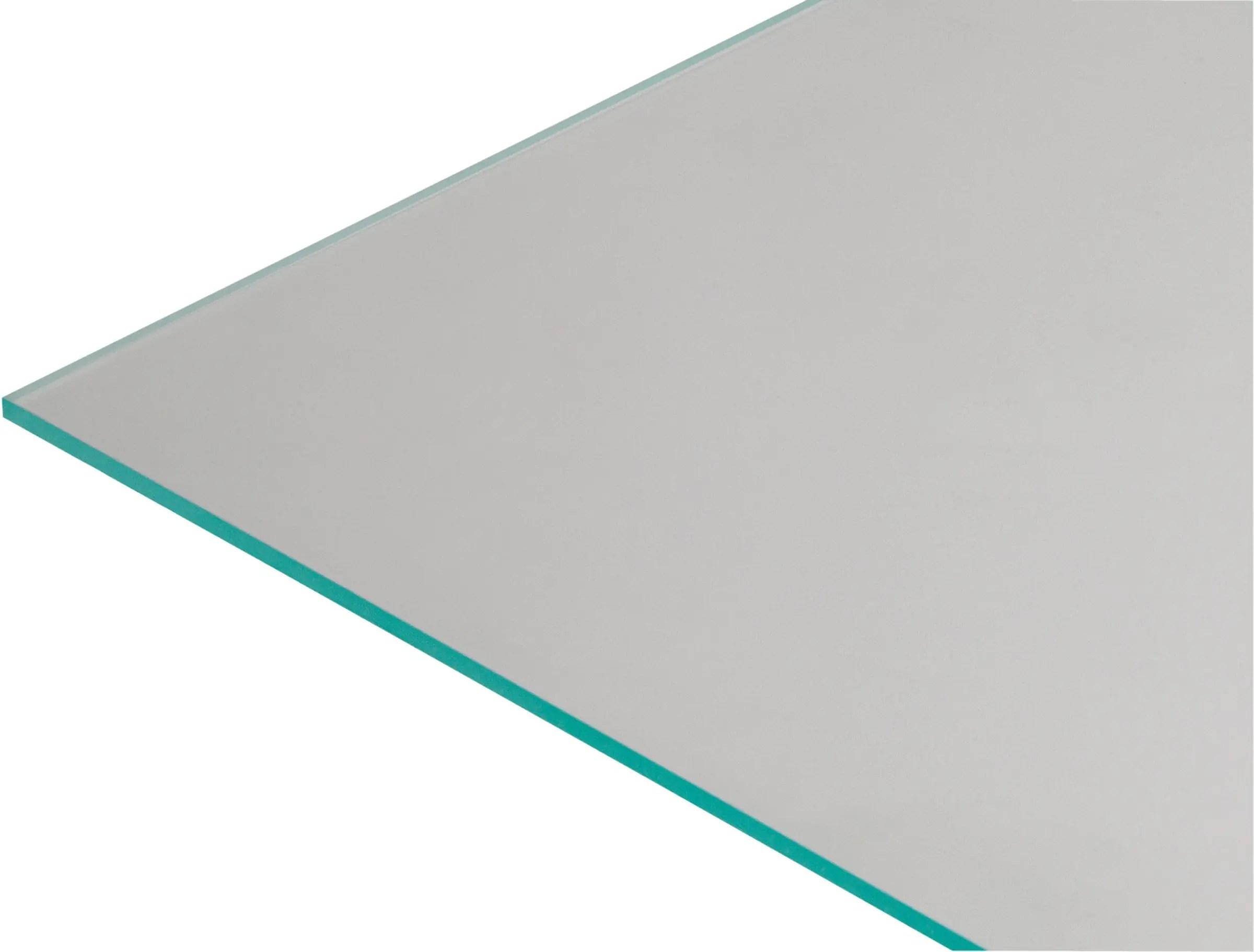 verre acrylique plat qualite extrude