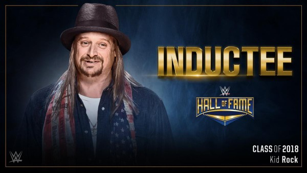 Image result for kid rock wwe hall of fame