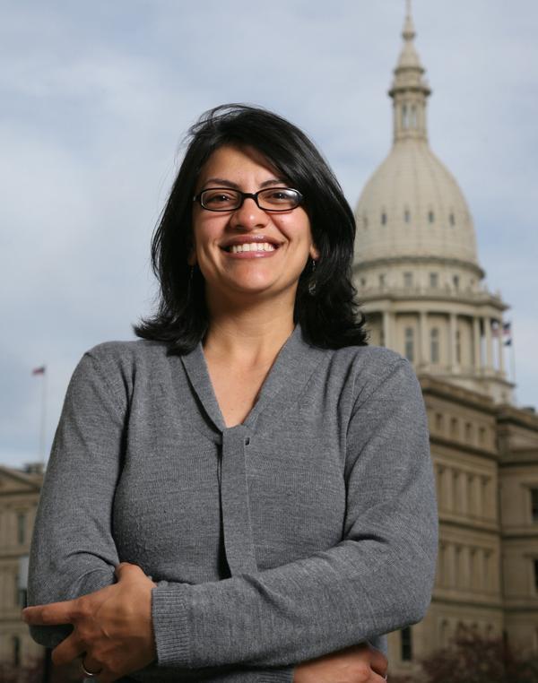 First Muslim woman in Michigan legislature announces run ...