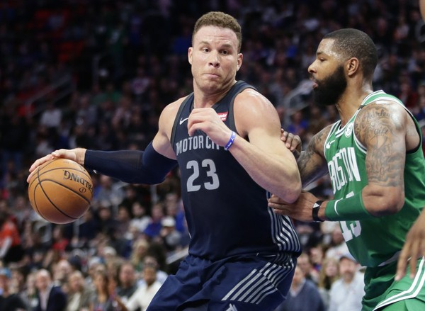 Image result for celtics-pistons blake griffin