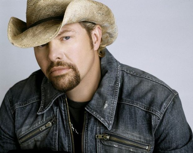 Toby Keith To Headline Muskegon Summer Celebration Music