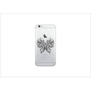 Luminoso ルミノソ LED スマホフラッシュケース For iPhone5/5s/SE buttefly