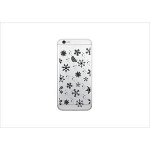 Luminoso ルミノソ LED スマホフラッシュケース For iPhone5/5s/SE snowflake