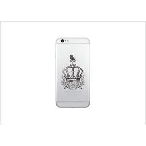 Luminoso ルミノソ LED スマホフラッシュケース For iPhone5/5s/SE crown