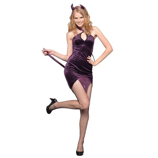 【コスプレ】 New York Wish(ニューヨークウィッシュ) コスプレ タイトデビル Mサイズ NYW_2104 4560320840756 ハロウィン コスプレ 衣装店