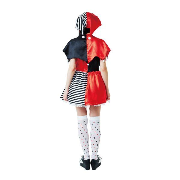 【ハロウィンコスプレ】ジョーカーガール  ハロウィンコスプレ衣装店