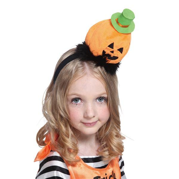 【コスプレ】 ゆるゆるパンプキンカチューシャ オレンジ ハロウィン コスプレ 衣装店