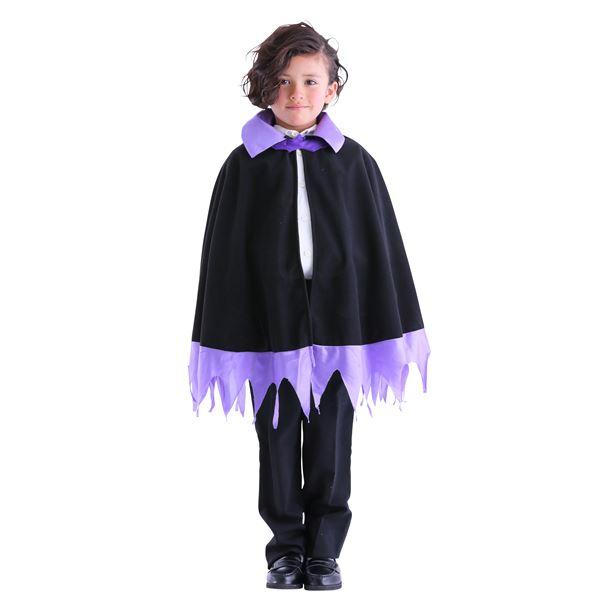 【コスプレ】 パープルバットケープ ハロウィン コスプレ 衣装店