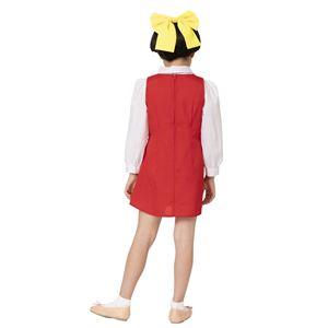 【コスプレ衣装/コスチューム】ゲゲゲの鬼太郎公式 猫娘 キッズ 100cm