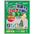 (まとめ)アース しっかり消臭するひのきの猫砂 7L 【ペット用品】【×6セット】