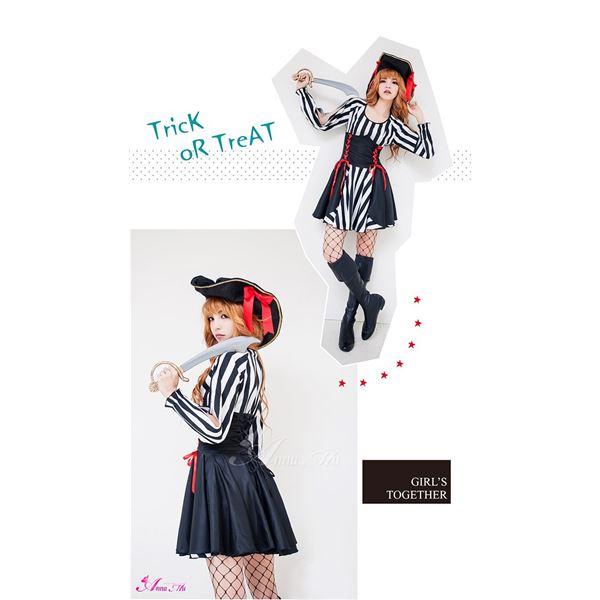 海賊 パイレーツ ハロウィン マリン 仮装 z1691  ハロウィン コスプレ 衣装店