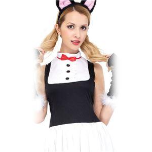 コスプレ衣装/コスチューム 【Lady Cat レディキャット】 ポリエステル 『CLUB QUEEN』 〔ハロウィン イベント〕