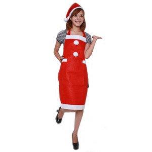 【クリスマスコスプレ】Patymo サンタなエプロン ハロウィン コスプレ 衣装店