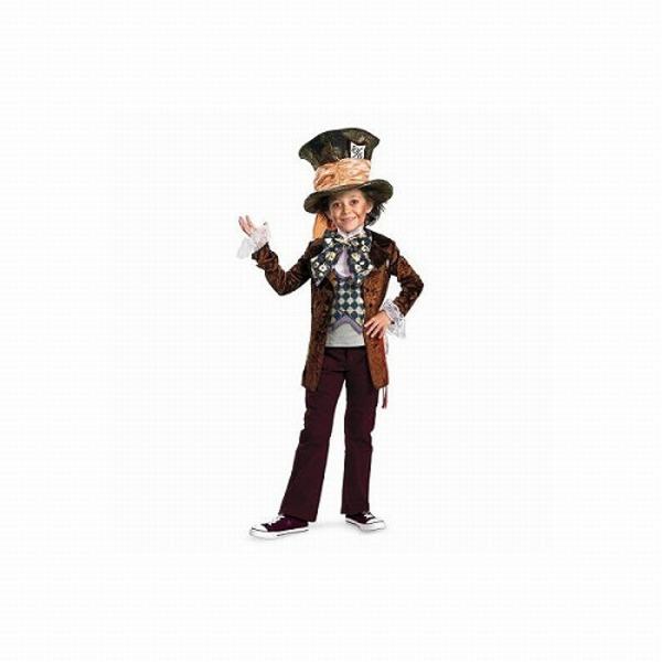 ディズニー DISNEY アリス・イン・ワンダーランド キッズ マッドハッター コスチューム 子供用 ハロウィン コスプレ 衣装店