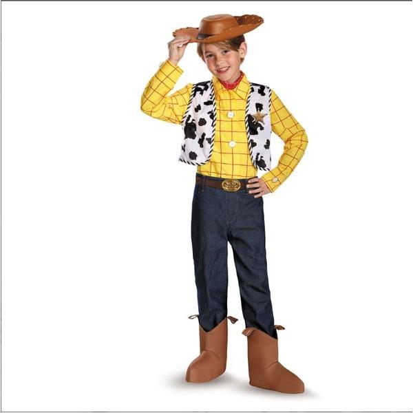 ディズニー DISNEY ウッディー(トイ・ストーリー) ウッディ 子供用 コスチュームXS ハロウィン コスプレ 衣装店