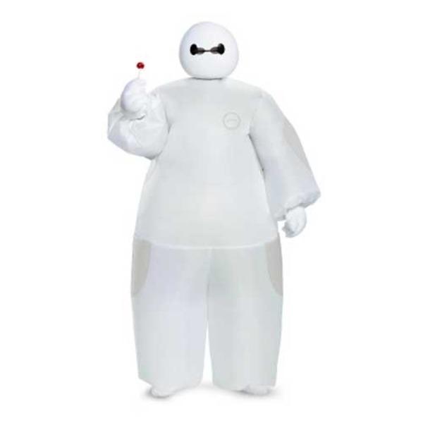 ディズニー DISNEY ベイマックス 膨張式 子供用 コスチューム White Baymax Inflatable 90921 ハロウィン コスプレ 衣装店