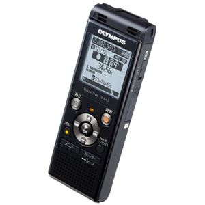 オリンパス ICレコーダー Voice-Trek (ピアノブラック) V-843 BLK