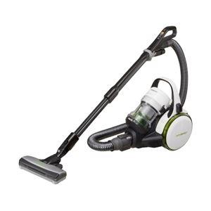 パナソニック(家電) 家庭用電気掃除機 サイクロン式 (ホワイト) MC-HS500G-W