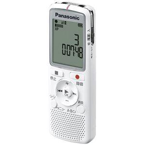 パナソニック(家電) ICレコーダー (ホワイト) RR-QR220-W