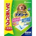 (まとめ買い)デオシート 超吸収・強力消臭パワー レギュラー ジャンボパック 100枚×2セット