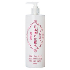 菊正宗 日本酒の化粧水 500ml 【1本】