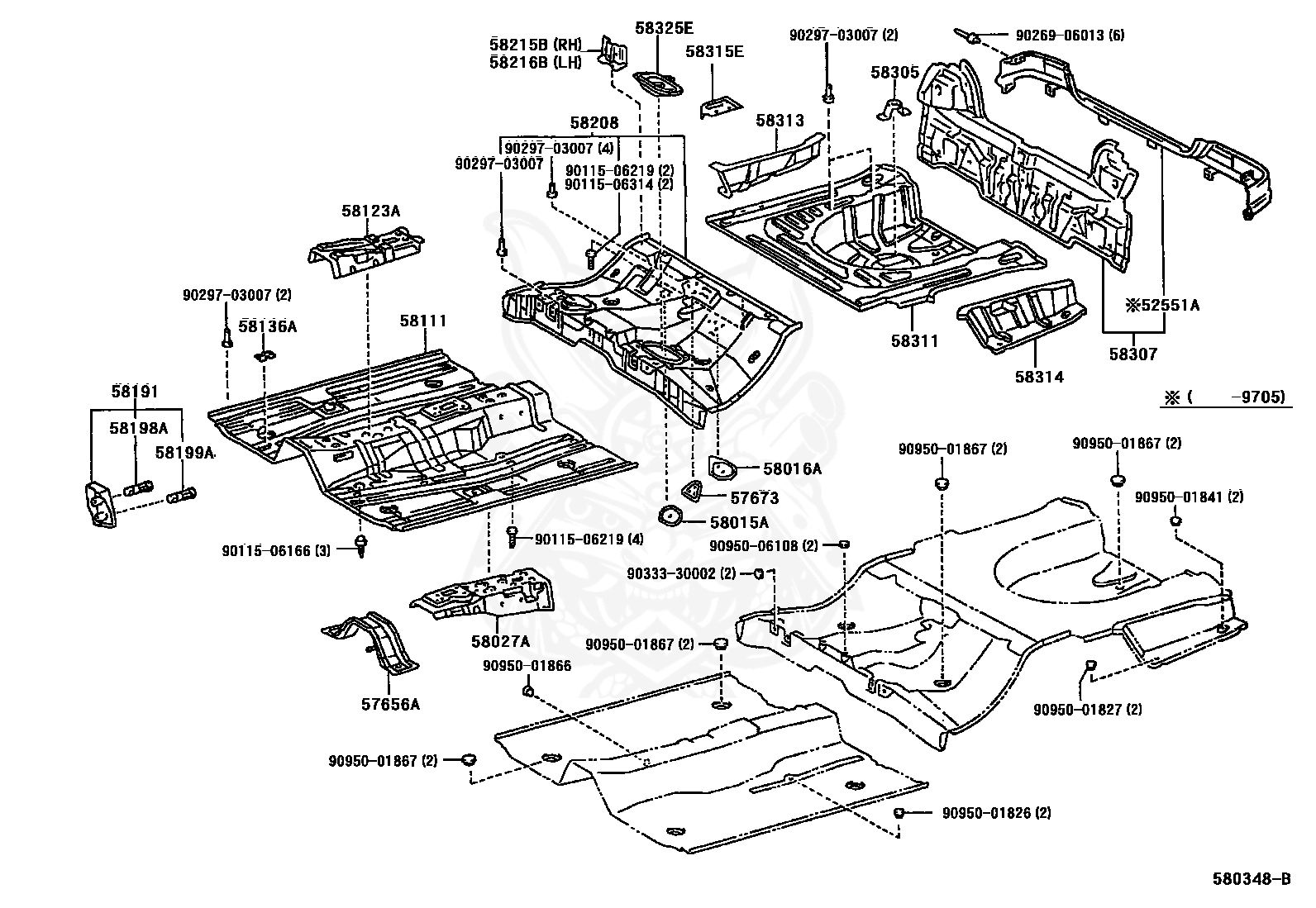 Toyota Levin Ae111 4afe Wiring Diagram