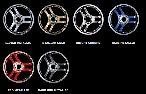 Yokohama Wheel Design Super Advan Racing Version 2