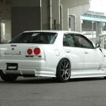 Uras Type R R34 Skyline 4 Door Nengun Performance
