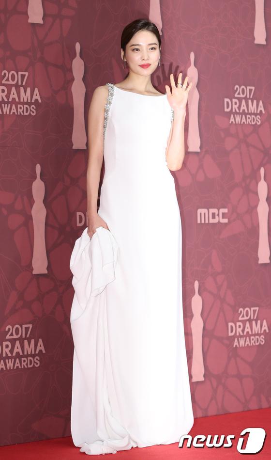 윤소희, '아름다운 미소'
