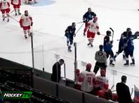 Российские юниоры проиграли финнам на чемпионате мира по хоккею