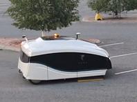 Финская компания Trombia Technologies начала тестировать в Хельсинки робота, который пылесосит городские улицы