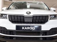 В России отзывают около 400 кроссоверов Skoda Karoq
