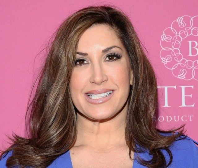 Jacqueline Laurita Former Star Of The Real Housewives Of New Jersey Says