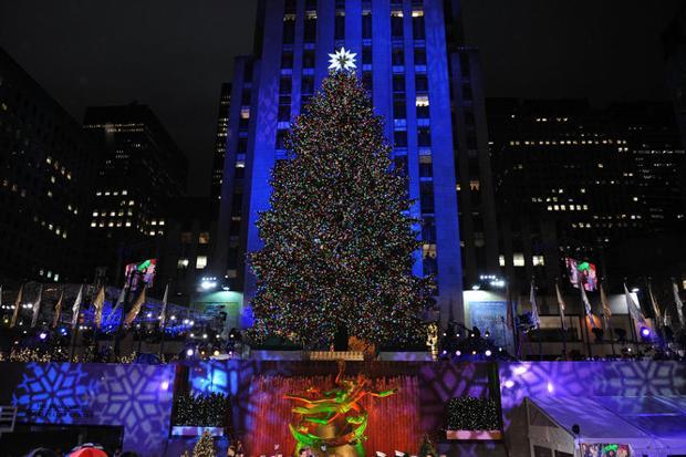 Rockefeller Center Christmas Tree Lighting 2015 Time
