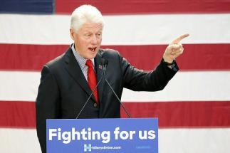 bill clinton israel palestine