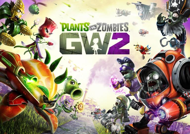 Plants Vs Zombies Garden Warfare 2 Trouve Une Date De
