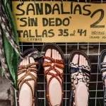 Antiguo zaguán reconvertido en tienda típica (Santillana del Mar)