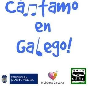 Resultado de imagen de cantamo en galego